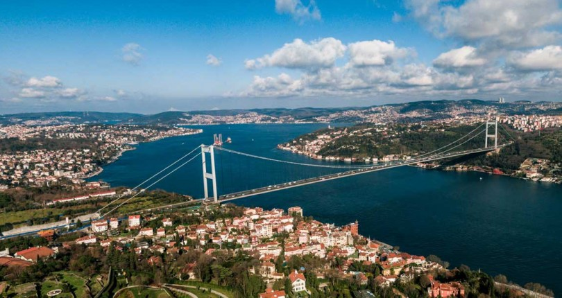 Istanbul and Antalya ranked first in housing sales to foreigners