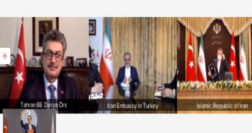 The priority in Turkey-Iran relations