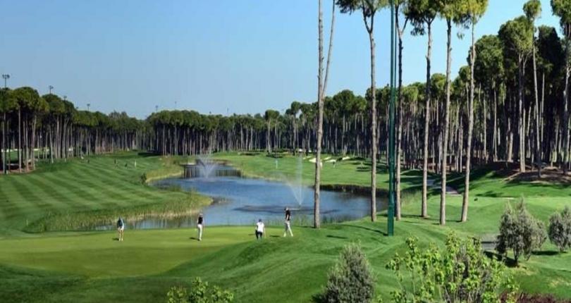 Turkey's major golf resort Belek