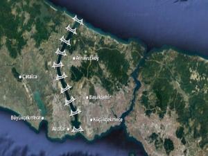 Kanal İstanbulda inşa edilecek ilk köprünün detayları